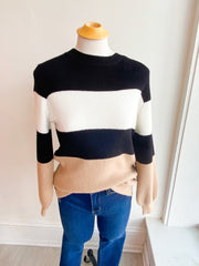Treasure Today Stripe Sweater