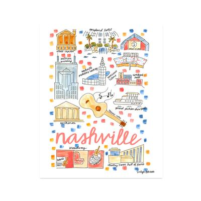 Evelyn Henson Prints - Nashville