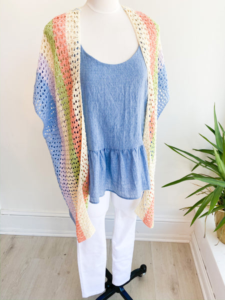 Isn't She Lovely Knit Cardigan