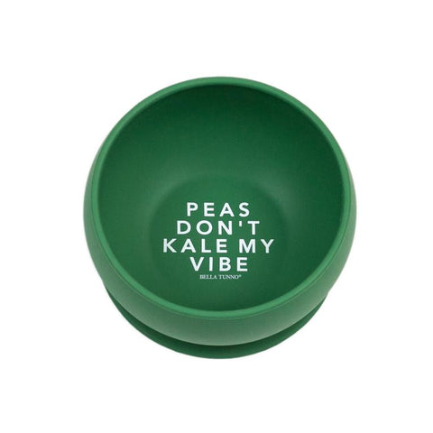 Peas Don't Kale my Vibe Wonder Bowl