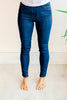 Jenna Basic Skinny - Dark Denim