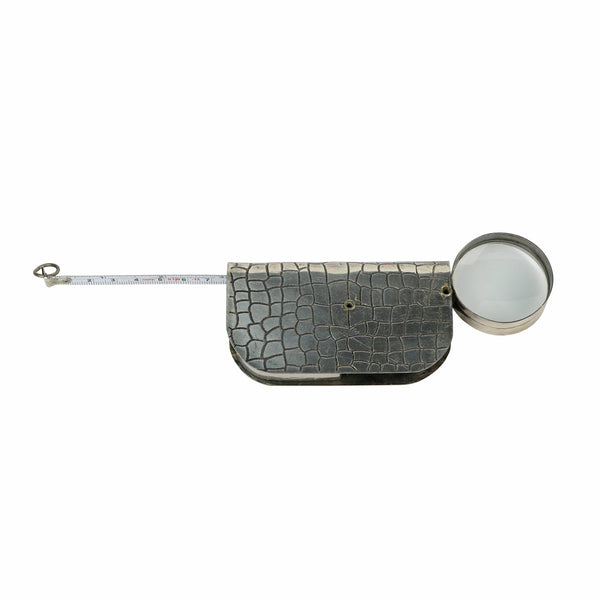 Silver Measuring Tape
