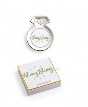 Charming Moment Tray - Ring