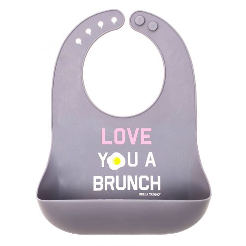 Bella Tunno Wonder Bib - Brunch