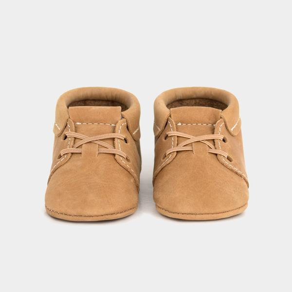 Luxe Moccasins by Freshly Picked - Cedar Oxford