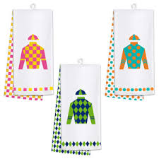 Derby Kitchen Tea Towel