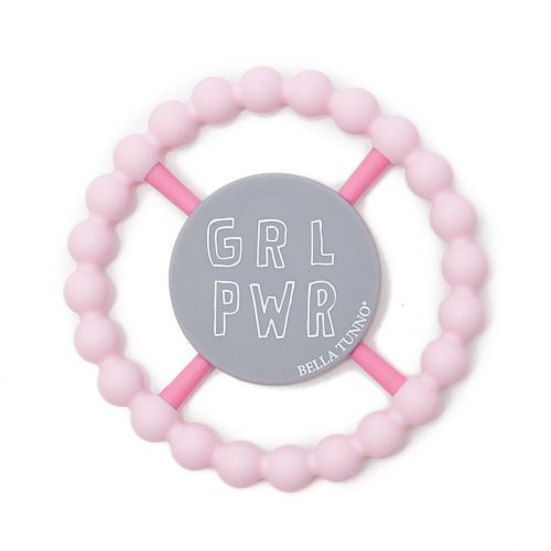 Bella Tunno Teething Ring - Girl