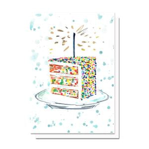 Evelyn Henson Happy Happy Birthday Card