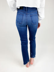 Echo High Rise Slim Jeans