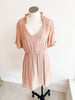 Its Ballet Tiered Mini Dress