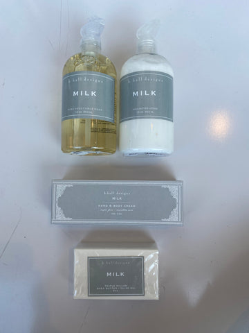 K. Hall Design - Milk Products