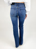 Leighton Scissor Cut Flare Denim
