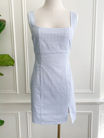 Girly Girl Gingham Dress