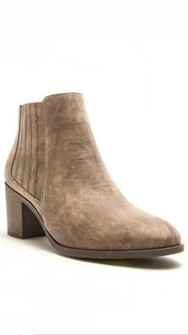 Top of the Line Bootie