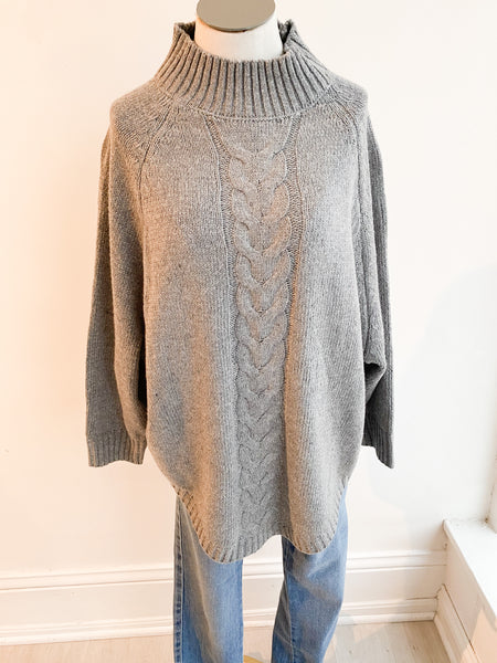 Add Another Scallop Hem Sweater