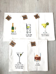 Mud Pie Dish Towels