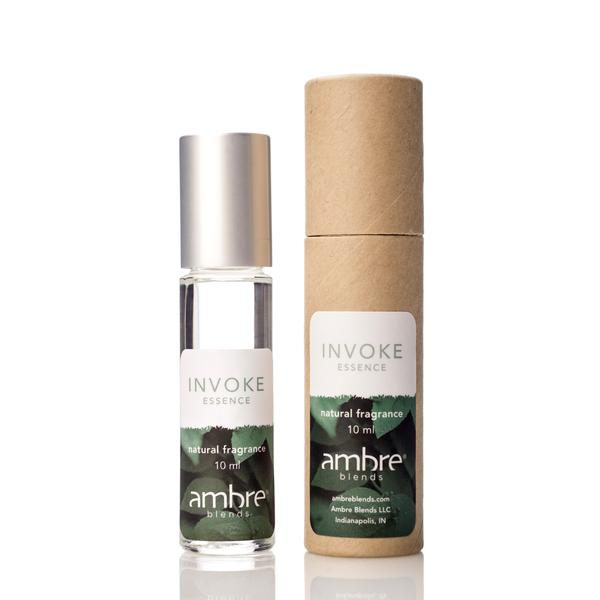 Ambre Blends - Pure Essence Oil - Invoke