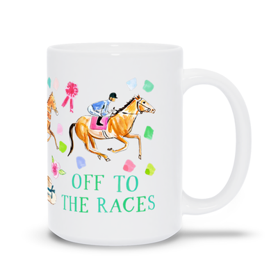 Evelyn Henson Races Mug