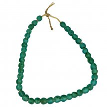 Recycled Glass Beads Medium
