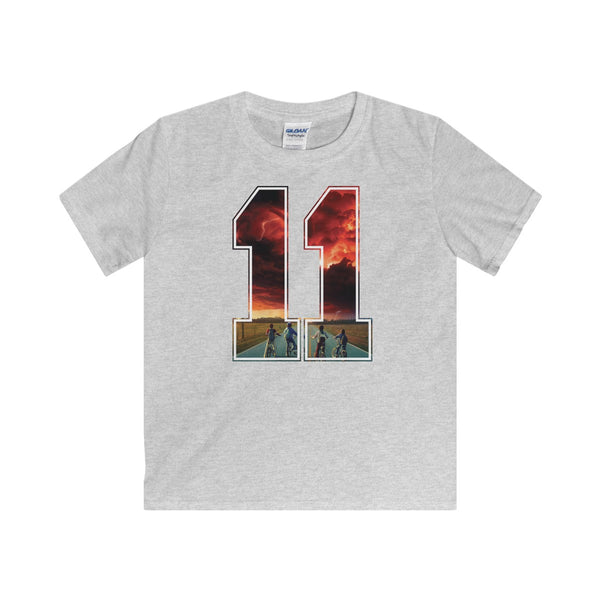 Stranger Things 11 - Youth T-shirt