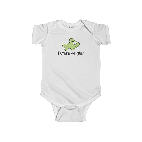 Future Angler - Infant Bodysuit - Max & Otis Designs
