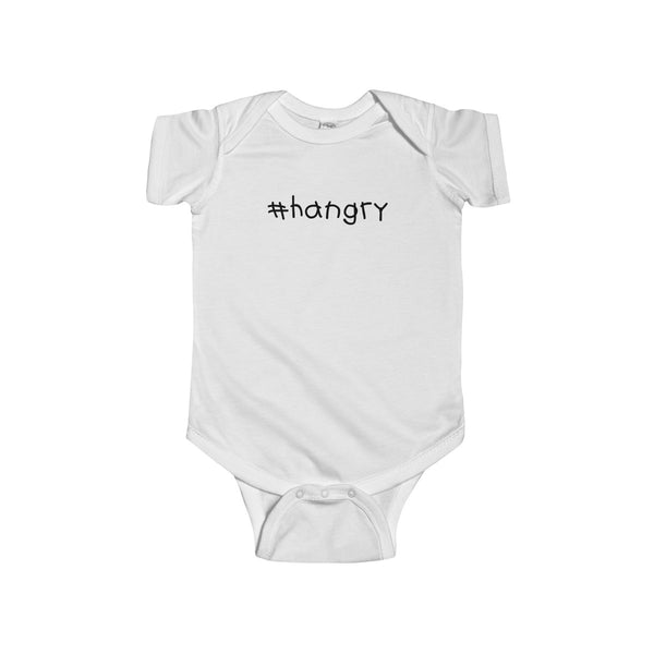 Hangry - Infant Bodysuit - Max & Otis Designs
