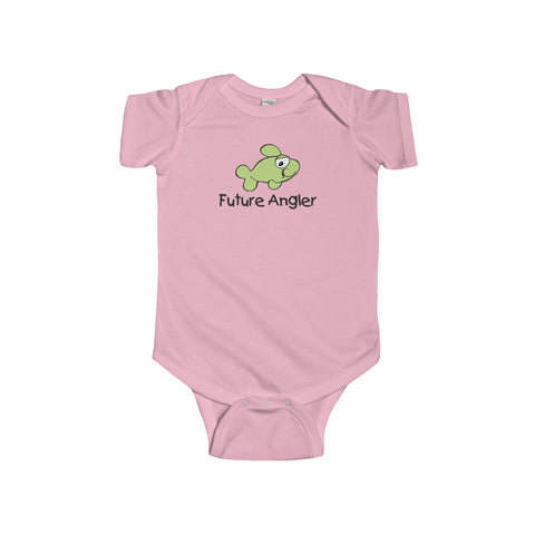 Future Angler - Infant Fine Jersey Bodysuit