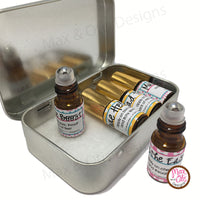 Essential Oil Mini Roller Kit - Max & Otis Designs