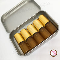 Essential Oil Rollers & Travel Case (Wholesale) - Max & Otis Designs