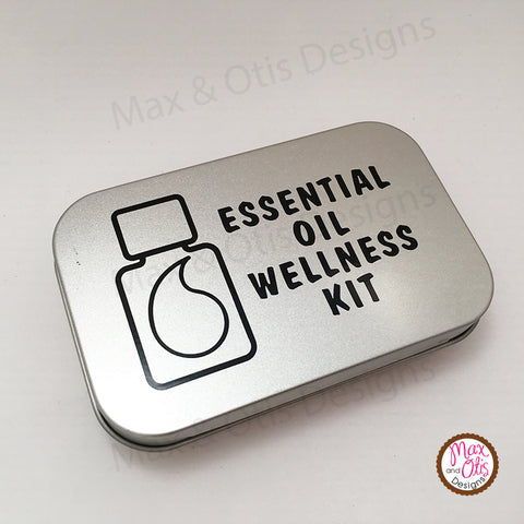 Essential Oil Wellness Kit - Max & Otis Designs