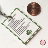 Girl Scout Printable Law Badge - Max & Otis Designs