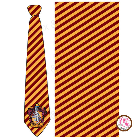 picture about Harry Potter Tie Printable known as Printable Iron-Upon Shift - Harry Potter Gryffindor Tie