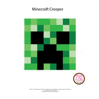 graphic about Creeper Face Printable referred to as Minecraft Creeper Printable Box Intellect Max Otis Options