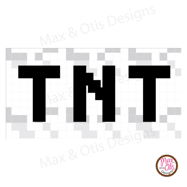 It is a graphic of Juicy Minecraft Tnt Printable