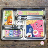 PlanetBox Rover Personalized Magnets - Care Bears - Max & Otis Designs