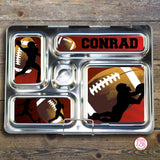 PlanetBox Rover Personalized Magnets - Football - Max & Otis Designs