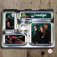 PlanetBox Rover Personalized Magnets - Harry Potter - Max & Otis Designs