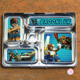 PlanetBox Rover Personalized Magnets - Lego Chima - Max & Otis Designs