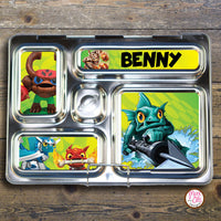 PlanetBox Rover Personalized Magnets - Skylanders - Max & Otis Designs