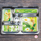 PlanetBox Rover Personalized Magnets - Tinkerbell - Max & Otis Designs