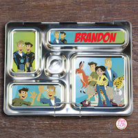 PlanetBox Rover Personalized Magnets - Wild Kratts - Max & Otis Designs