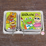 PlanetBox Shuttle Personalized Magnets - Muppet Babies - Max & Otis Designs