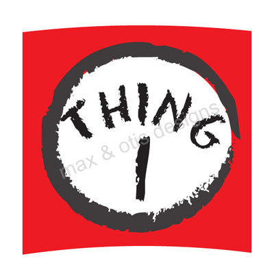 picture about Thing 1 and Thing 2 Logo Printable identify Printable Cupcake Wrappers - Dr. Seuss Issue 1 Matter 2 (orted options)