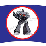 Printable Cupcake Wrappers - Transformers