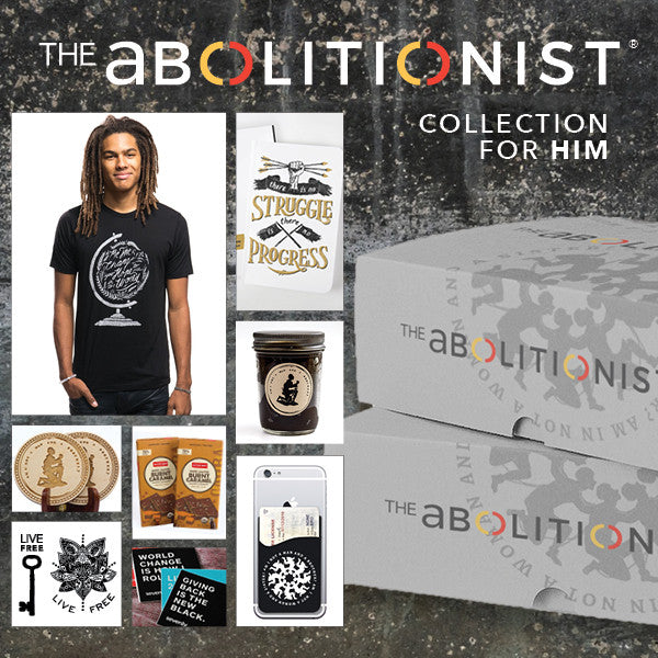 'THE ABOLITIONIST' COLLECTION FOR HIM