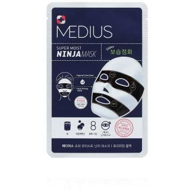 Super Moist NINJA Mask Purifying Black 33mL
