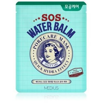 SOS Water Balm Mask Pore Care 30mL
