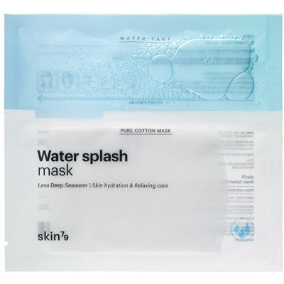 Skin79 Water Splash Mask 2 Step  (5Pcs / 1Box)