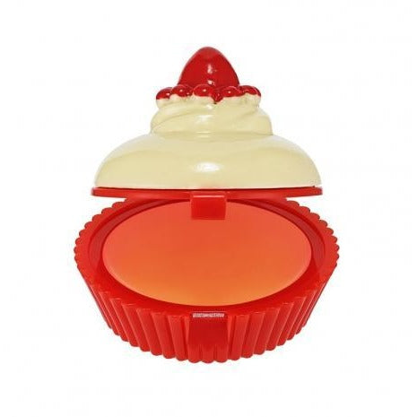 Holika Holika DESSERT TIME LIP BALM ORANGE CUPCAKE