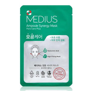 Medius Ampoule Synergy Mask Pore care Plus 25mL